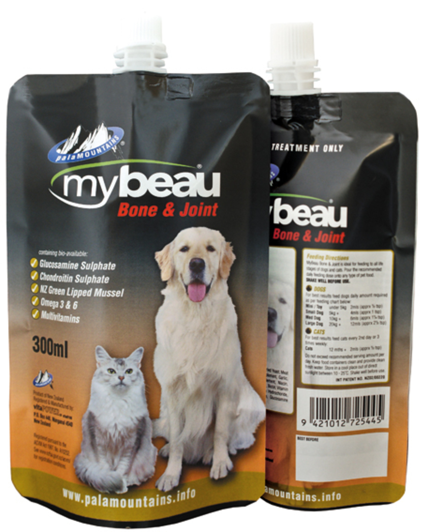 Mybeau Vet Collection Bone & Joint in Cats & Dogs 150ml image 0