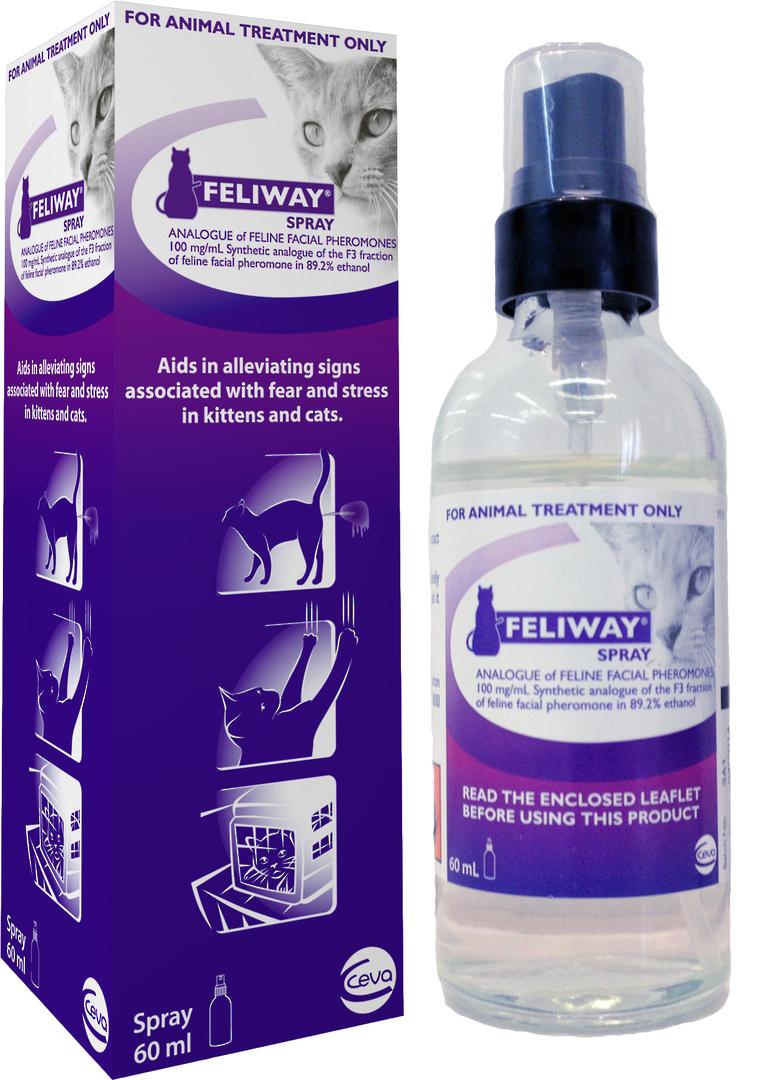 Feliway Spray 60ml image 0