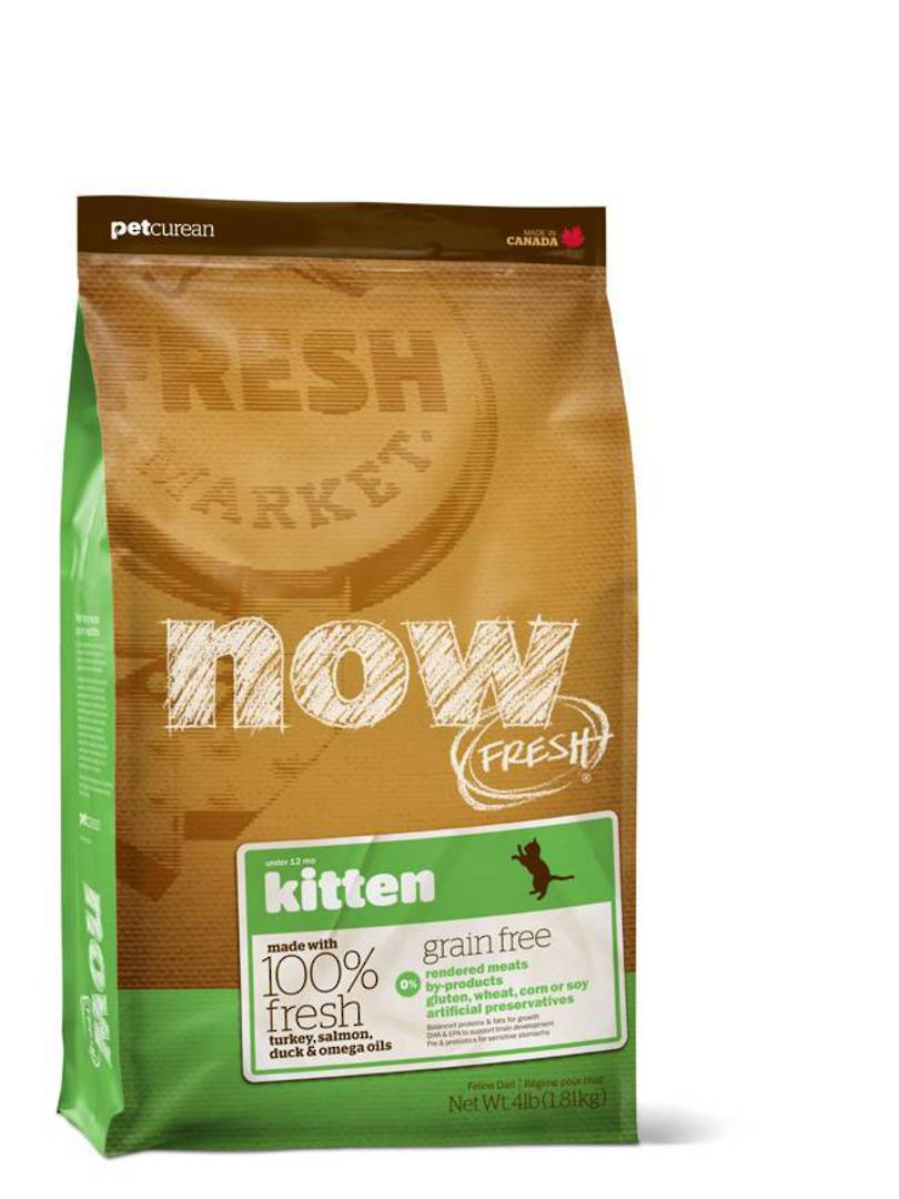 Now Grain Free Kitten Food 1.81kg image 0