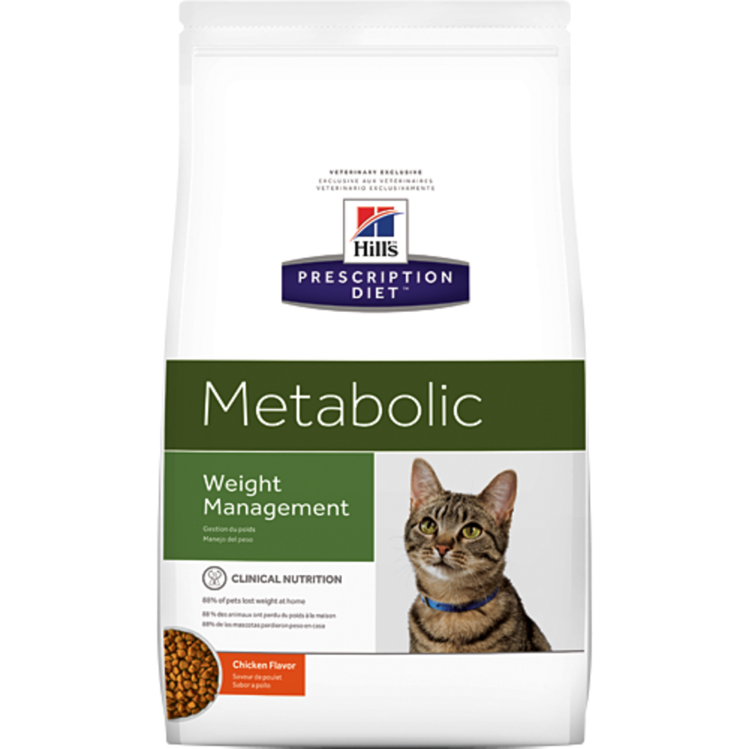 Hill's Prescription Diet Feline Metabolic for Cats 1.5Kg image 0