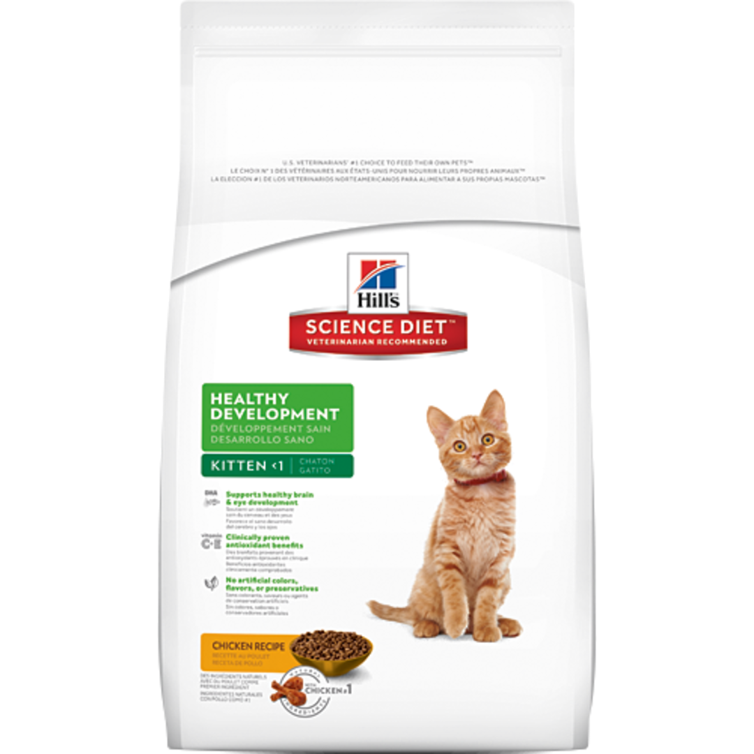 Hill's Science Diet Kitten Healthy Development 1Kg image 0