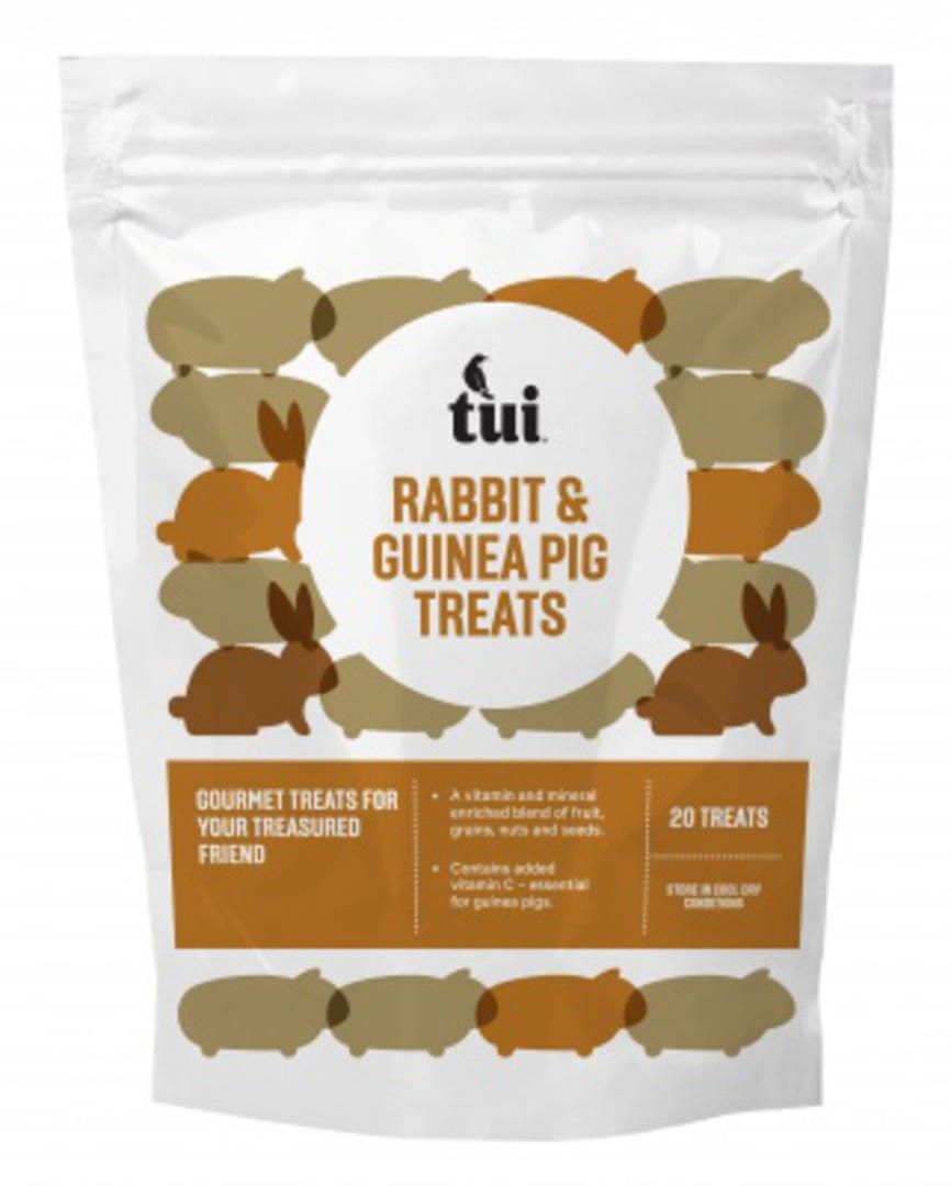 Tui Rabbit & Guinea Pig Treats (20 treats) image 0