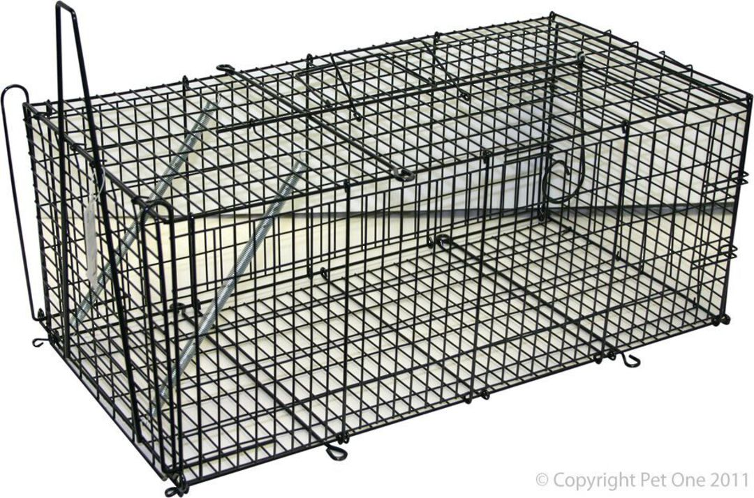 Pet One Possum/Cat Trap image 0