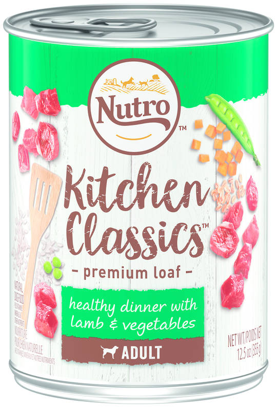 Nutro Healthy Dinner with Lamb & Vegetables 355g