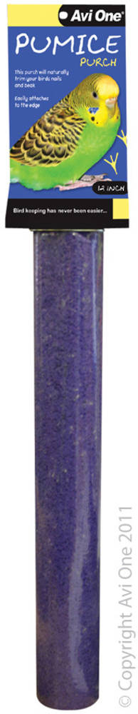 Avi One Pumice Perch 12inch / Purple