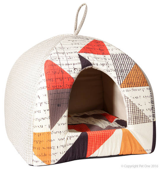 Pet One Cat Cubby Cave 40cm