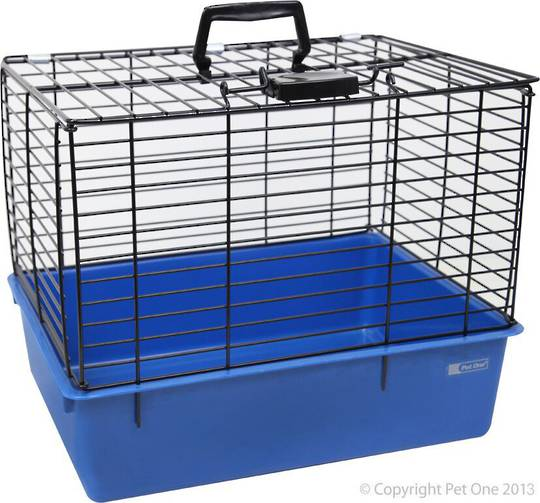 Pet One Wire Top Cat Carrier