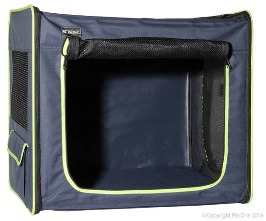 Pet One Kennel Portable Soft / L / 79Lx53.5Wx46cmH