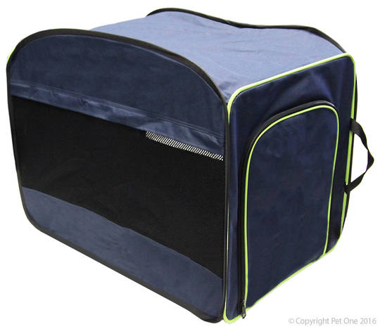 Pet One Kennel Portable Twista / M / 69.5L x 46W x 57cmH
