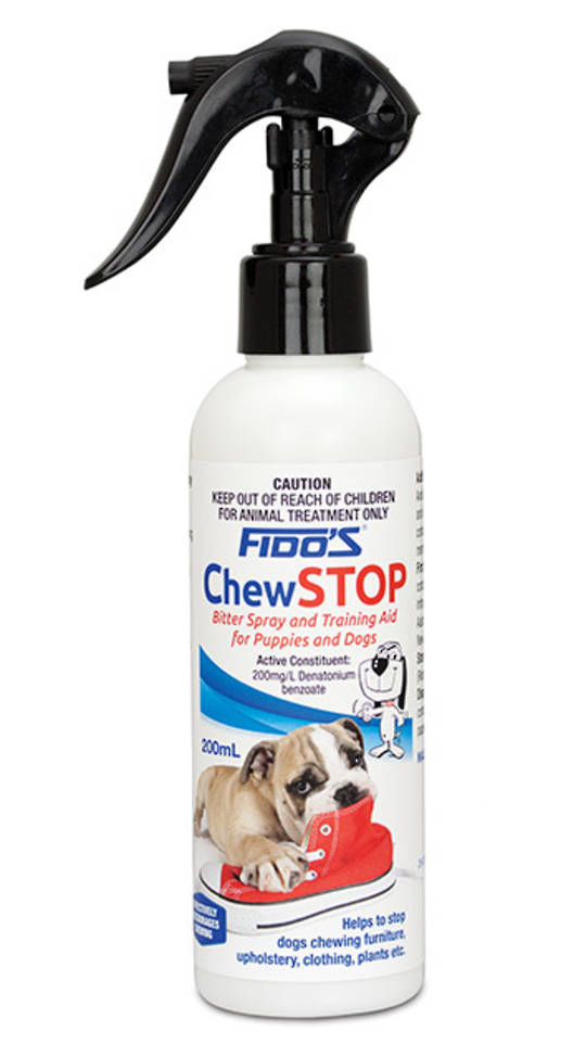 Fido's Chew Stop Bitter Spray 200ml