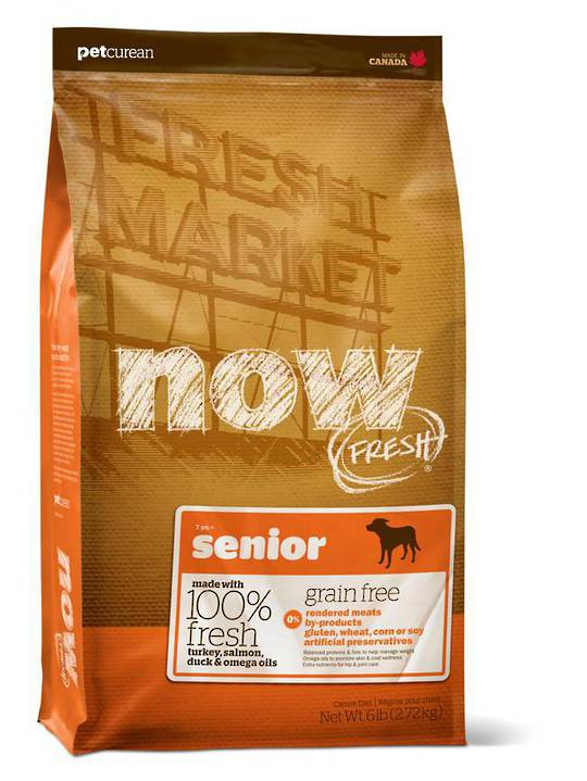 Now Grain Free Senior Dog Food 2.72kg
