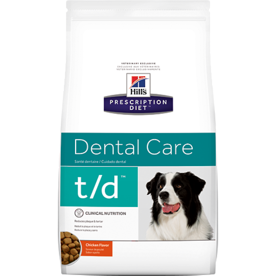 Hill's Prescription Diet Canine Dental Care t/d for Dogs 11.30Kg