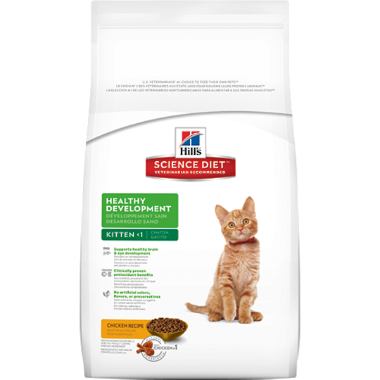 Hill's Science Diet Kitten Healthy Development 4Kg
