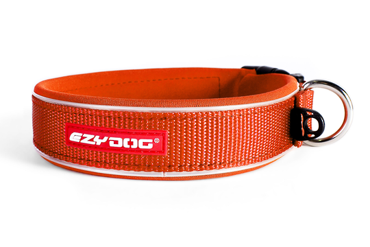EZY DOG Collar Neo Classic M Orange