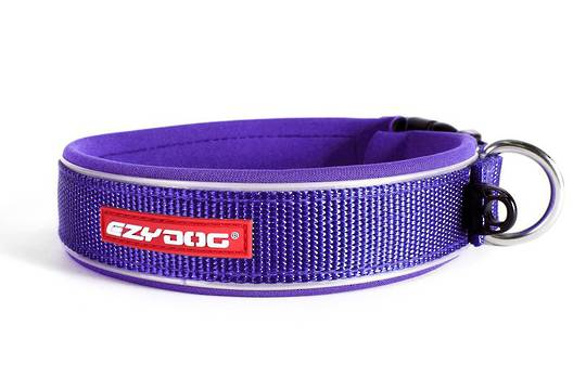 Ezydog Collar Neo Classic XL Purple