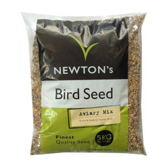 Newton Seed Aviary Mix No Preservatives 5kg