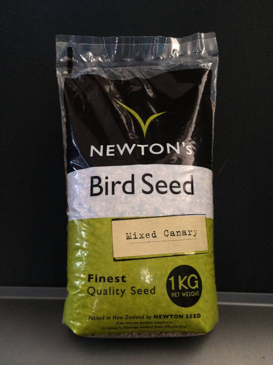 Newton Seed Canary Seed No Preservatives 1kg