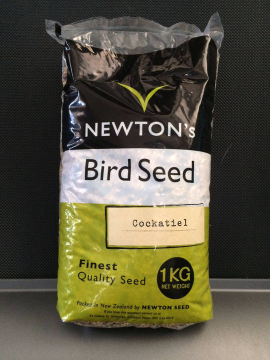Newton Seed Cockatiel Mix No Preservatives 1kg