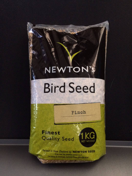 Newton Seed Finch Mix No Preservatives 1kg