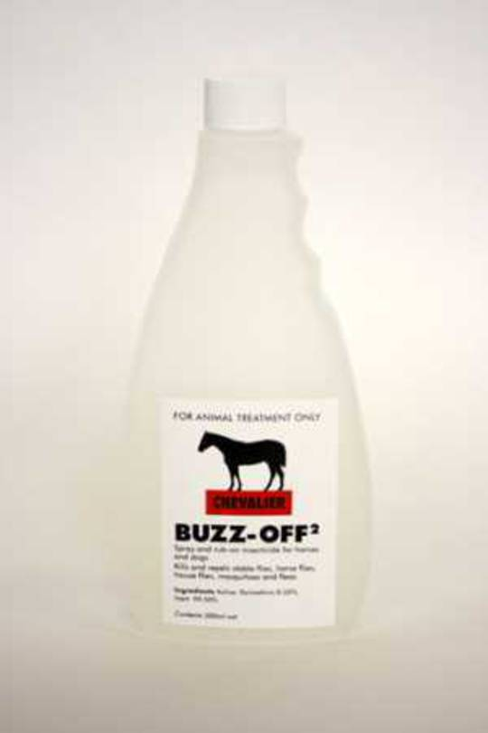 Buzz Off II Spray + Head 500ml