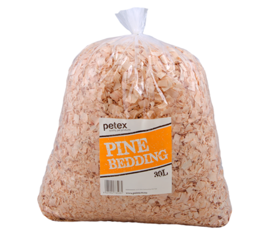 Petex Pine Bedding 30L