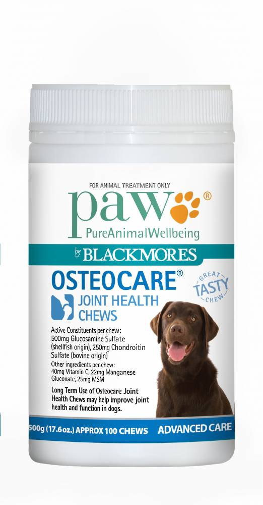 Blackmores Osteocare Joint Chews 500g