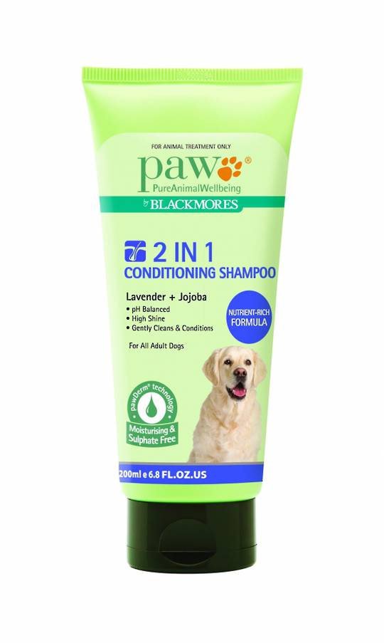 PAW 2 IN 1 Conditioning Shampoo 200ml