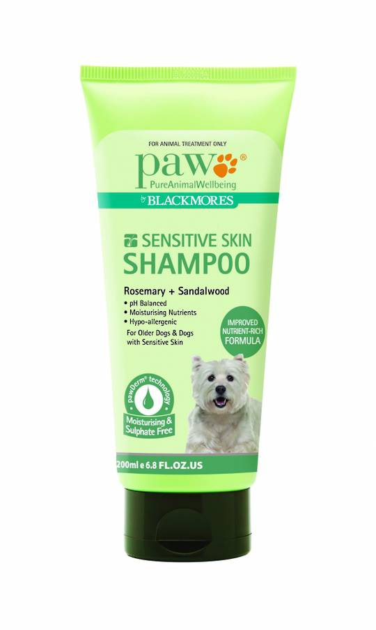 PAW Sensitive Shampoo 200mL