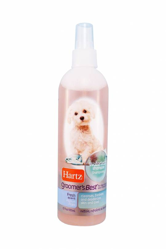 Hartz Waterless Shampoo 355ml
