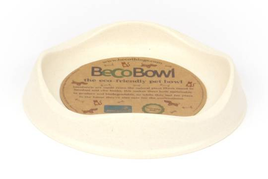 Beco Bowl Cat / 17cm 250ml / Natural