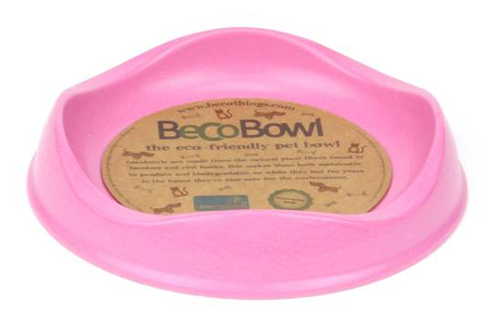 Beco Bowl Cat / 17cm 250ml / Pink