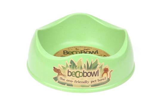 Beco Bowl XS Size / 12cm 250ml / Green