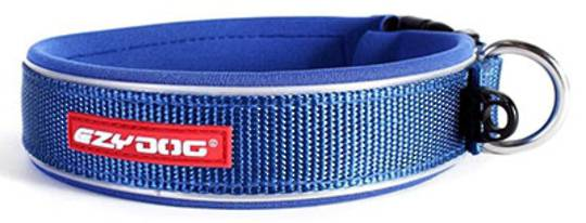 EZY DOG Collar Neo Classic M Blue