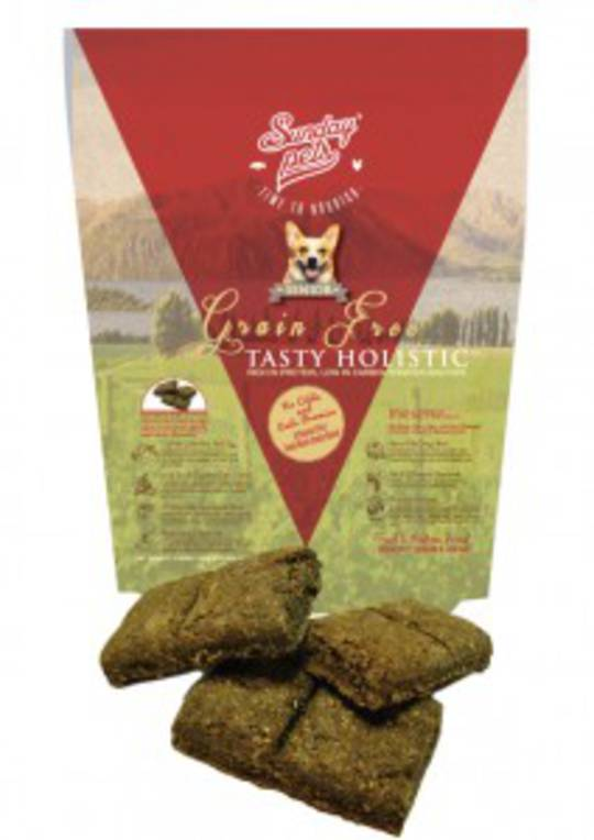 Sunday Pets Tasty Holistic Grain Free Small & Medium Breed Senior 1.5kg