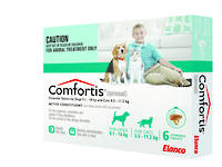 Comfortis Chewable Flea Treatment for Large Cats and Medium Dogs (6) 35g