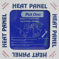 Pet One Multi Purpose Heat Panel 28.5cmx28.5cm