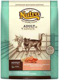 Nutro Natural Choice Adult Cat Wholesome Essentials / Salmon / 6.35kg