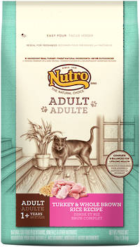 Nutro Natural Choice Adult Cat Wholesome Essentials / Turkey / 1.36kg
