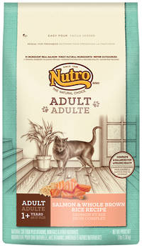 Nutro Natural Choice Adult Cat Wholesome Essentials / Salmon / 1.36kg