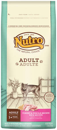 Nutro Natural Choice Adult Cat Wholesome Essentials / Turkey / 2.95kg