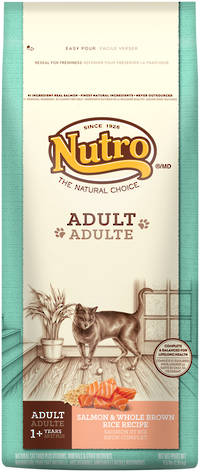 Nutro Natural Choice Adult Cat Wholesome Essentials / Salmon / 2.95kg