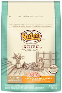 Nutro Natural Choice Kitten Wholesome Essentials / Chicken / 1.36kg