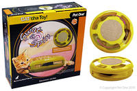 Pet One Cat Toy Cat'cha Swat & Spin Batt