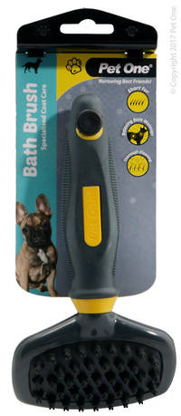 Pet One Bath Brush (S)