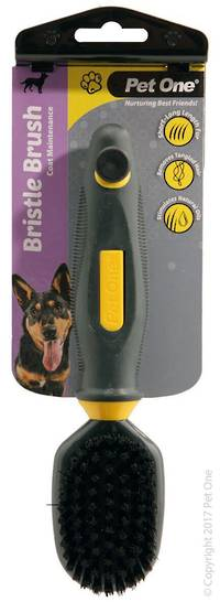Pet One Bristle Brush (S)