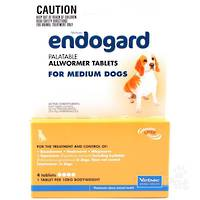 Endogard Palatable Allwormer Tablet for Dogs (10kg/4tablets)