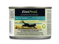 ZiwiPeak Daily Cat Moist Venison & Fish Cuisine 170g