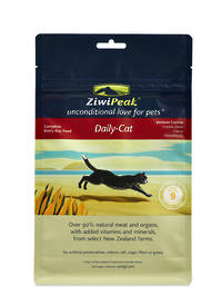 ZiwiPeak Daily Cat Air Dried Venison Cuisine 400g