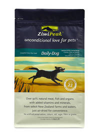 ZiwiPeak Air-Dried Venison & Fish Dog Cuisine 2.5kg