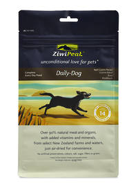 ZiwiPeak Air-Dried Beef Dog Cuisine 454g